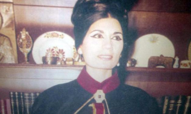 Ζήνα Κάνθερ ντε Τυράς: Η «Σταχτοπούτα» της Κύπρου που από χορεύτρια σε κακόφημα μπαρ έγινε πριγκίπισσα