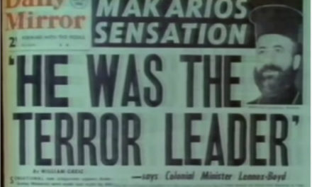 Το σπάνιο βίντεο για τον αγώνα της ΕΟΚΑ και «το τέλος της αυτοκρατορίας» – Mαρτυρίες από τους Μακάριο, Γρίβα, Χάρτινγκ, Αβέρωφ και Ντενκτάς