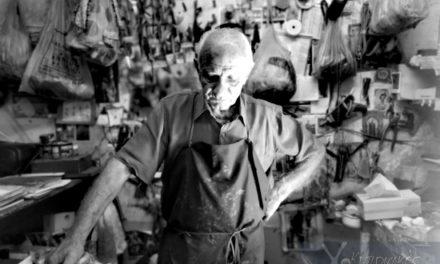 Άνθρωποι της Κύπρου – Αχιλλέας, ο «θεραπευτής υποδημάτων»